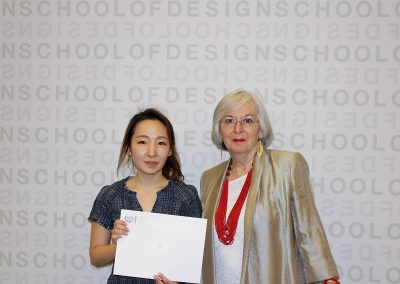 Major Design Packaging Award: Hana Lee