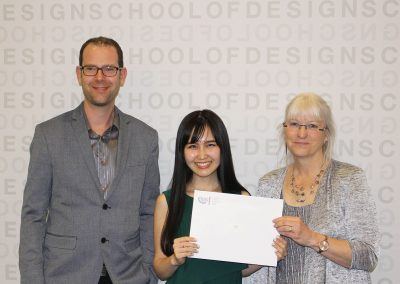 Overall Design Thesis Project: First Place
