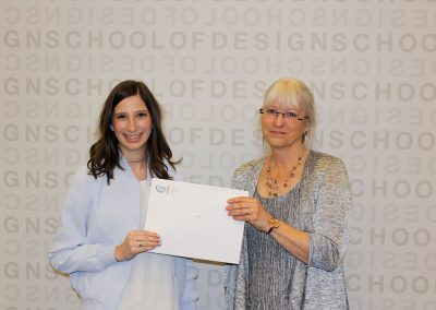 Best Complete Design Program (Branding) in a Thesis Project: Miranda Allum