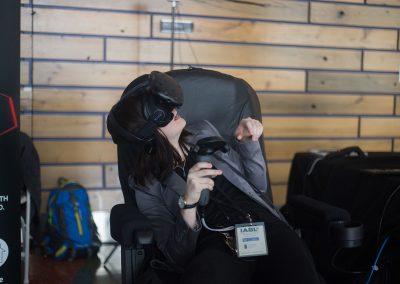 Interactive Zone: VR