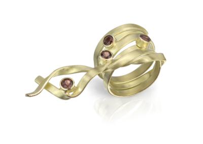 Serena Merucci_Gold Ring
